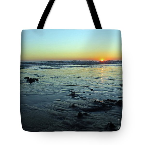 Evening Sunset Tote Bag
