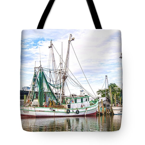Evening Tide Tote Bag