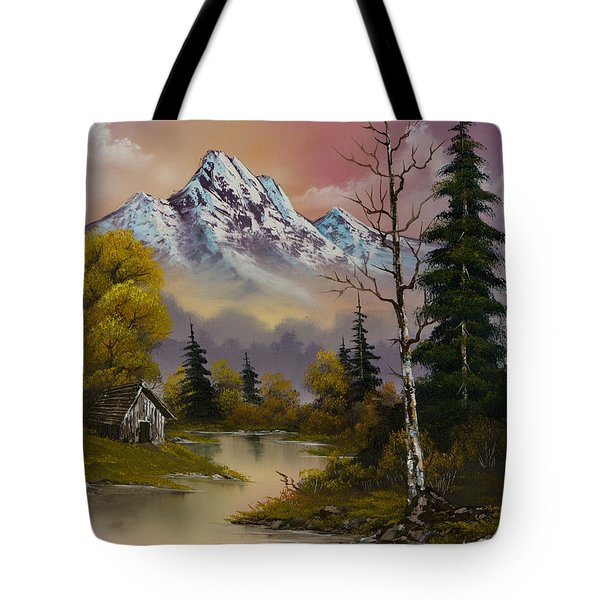 Evening's Delight Tote Bag by C Steele