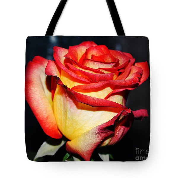 Event Rose 3 Tote Bag by Felicia Tica