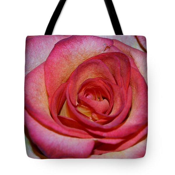 Event Rose Tote Bag by Felicia Tica