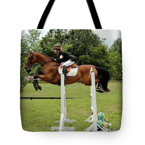 Eventing Jumper Tote Bag