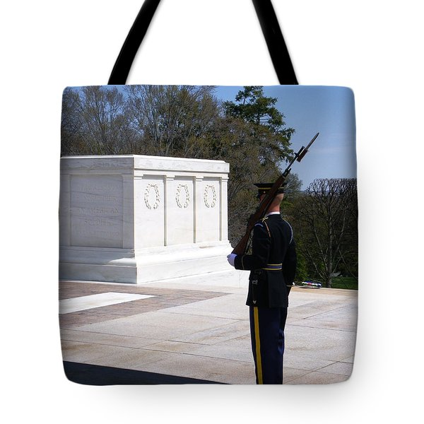 Ever On Guard Tote Bag