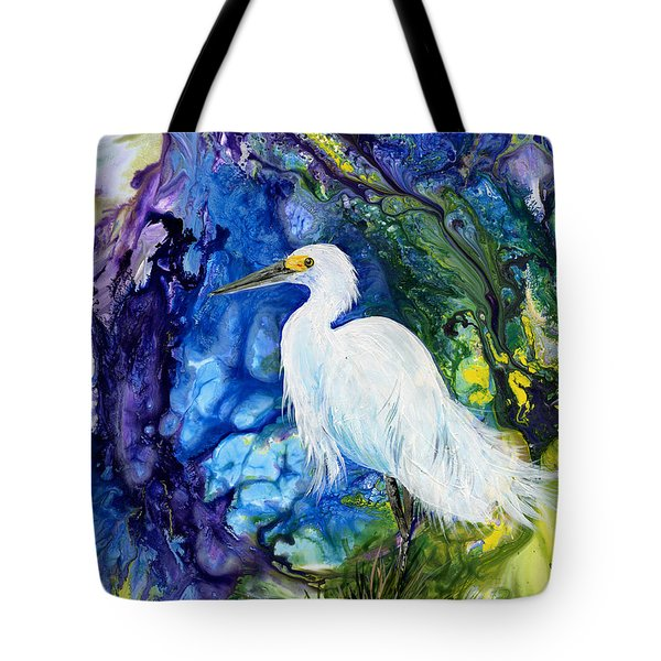 Everglades Fantasy Tote Bag