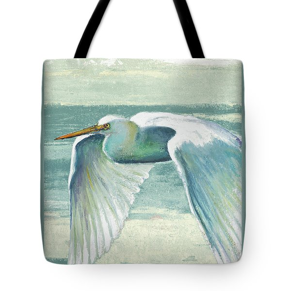 Everglades Poster II Tote Bag