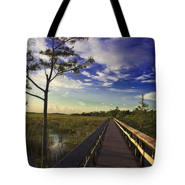 Everglades  Tote Bag by Swank Photography