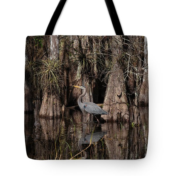 Everglades04414 Tote Bag