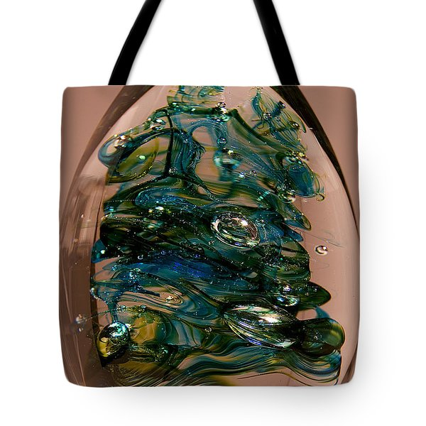 Evergreen Tote Bag by David Patterson