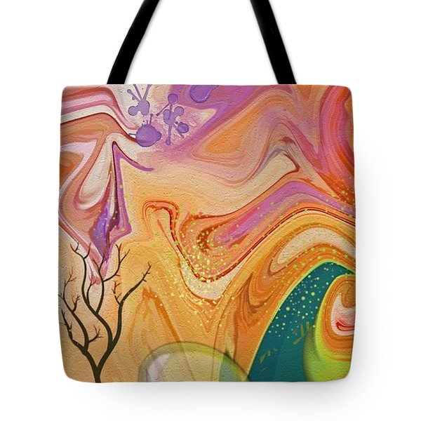 Everlasting Tote Bag by Peggy Gabrielson