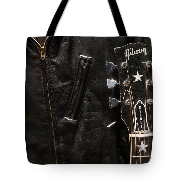 Everly Brothers Tote Bag