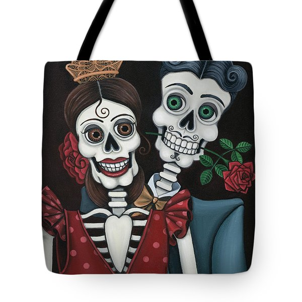 Every Juan Loves Carmen Tote Bag