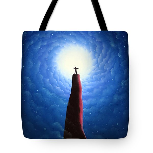 Every Man An Emperor Tote Bag