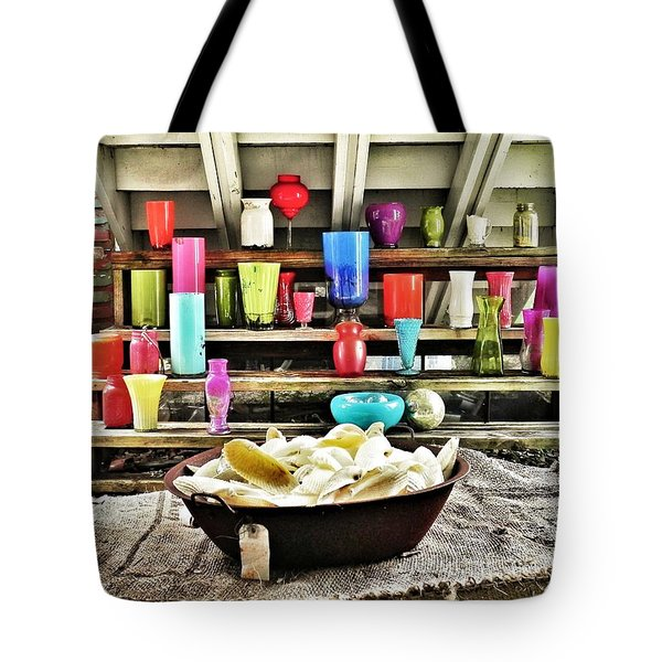 Every Square Inch Tote Bag