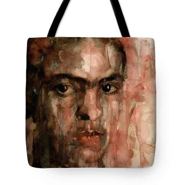 Everybody Hurts Tote Bag