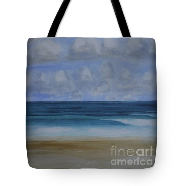 Everyday Is A New Horizon Tote Bag