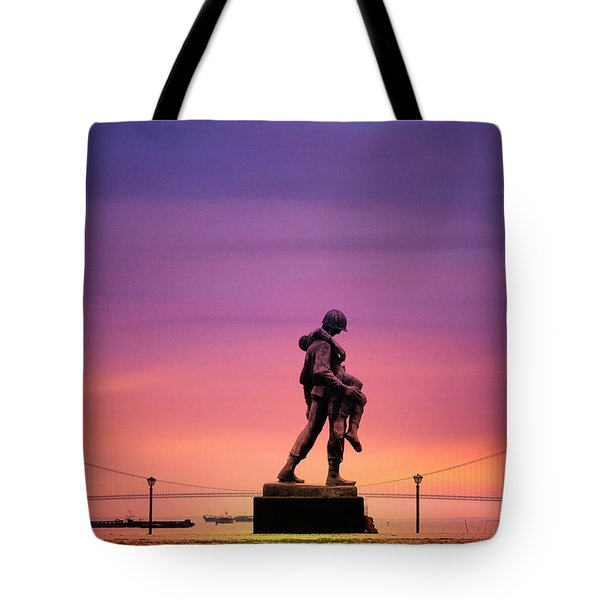 Everyday Is Memorial Day Tote Bag by Bill Cannon