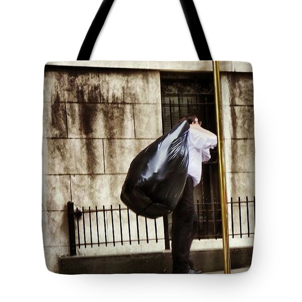 Hustlin Tote Bag