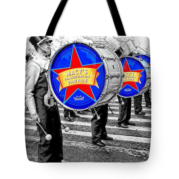 Everyone Loves A Parade Tote Bag