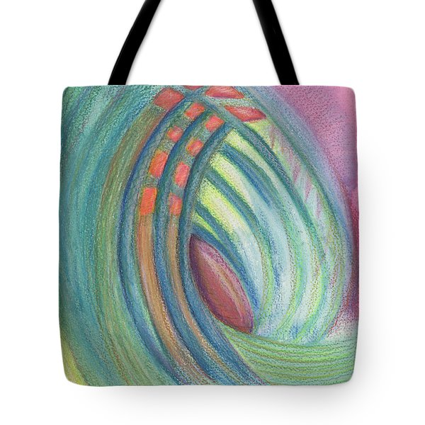 Everything And Nothing Tote Bag