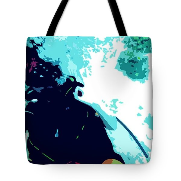 Naras Tote Bag by Julio Lopez