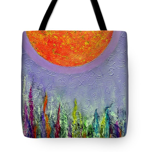 Everything Under The Sun Tote Bag