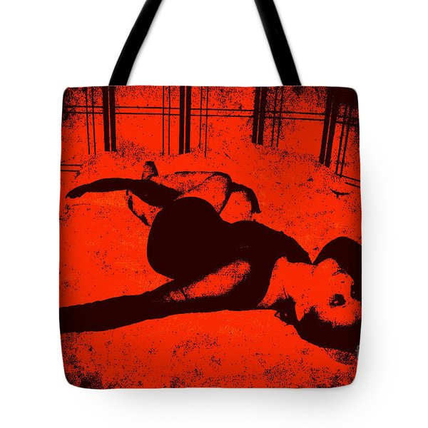 Everythings Fucked Tote Bag