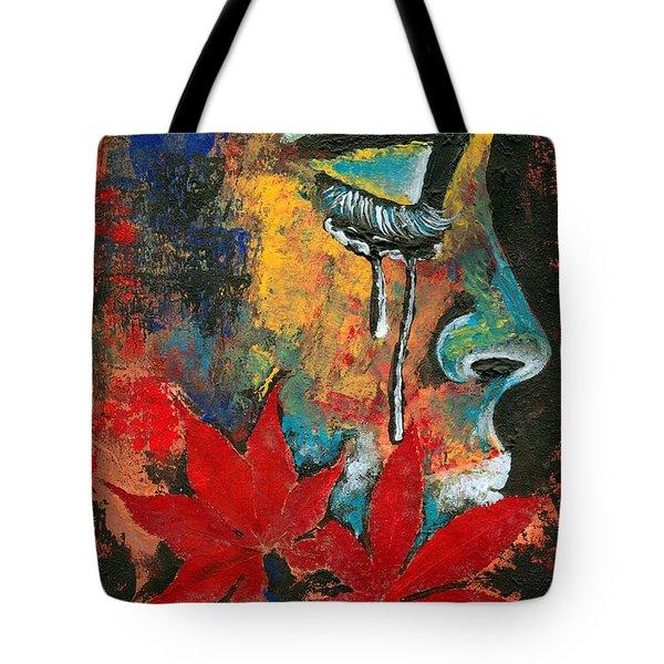 Eves Sin Tote Bag by RiA RiA