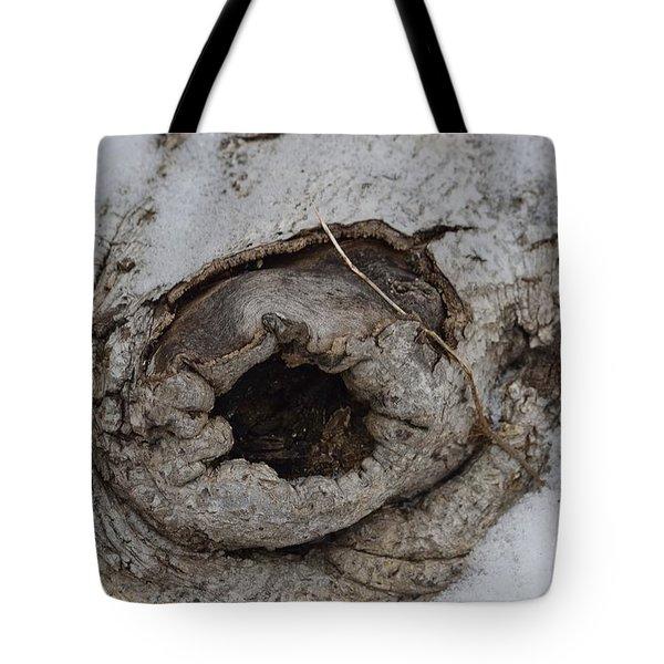 Evil Eye Tote Bag by Randy Bodkins
