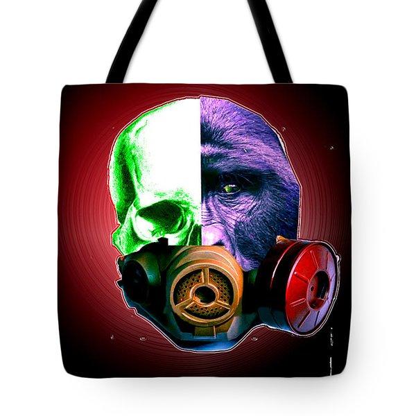 Evo-revo Tote Bag