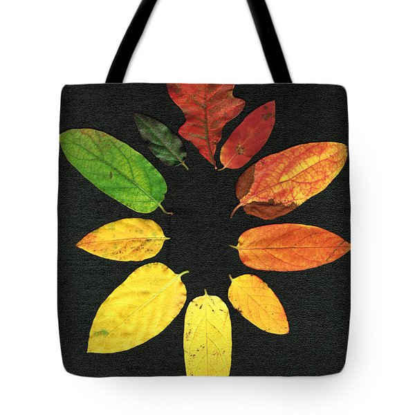 Evolution Of Autumn Bk Tote Bag