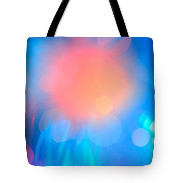 Evolution Orange Tote Bag by Dazzle Zazz