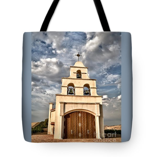 Exaltation Tote Bag by Alice Cahill