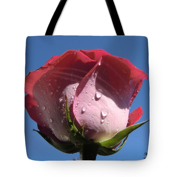 Excellence Centered  Tote Bag