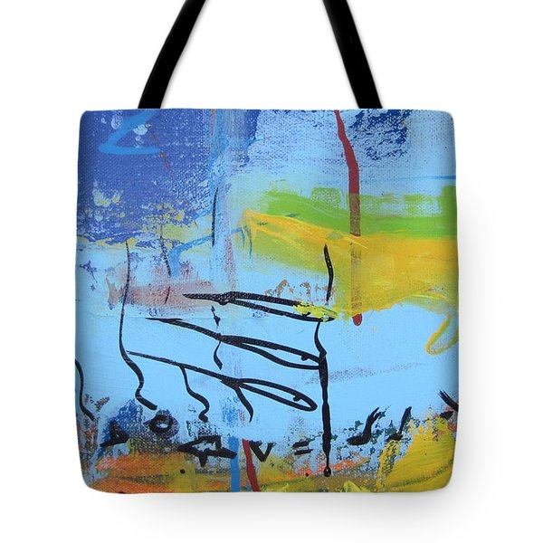 Excerp 1 From Joie Tote Bag