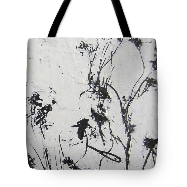 Excerpt 2 From Black And White 3 Tote Bag