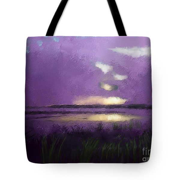 Exe Estuary Tote Bag