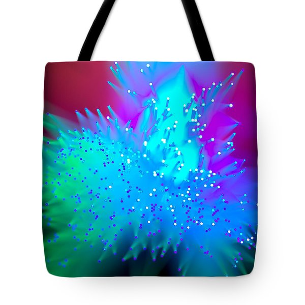 Exodus Tote Bag by Dazzle Zazz