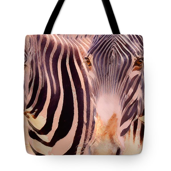 Exotic Friends Tote Bag