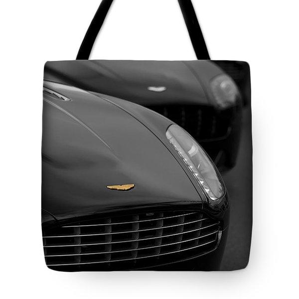 Exotic Lineup Tote Bag