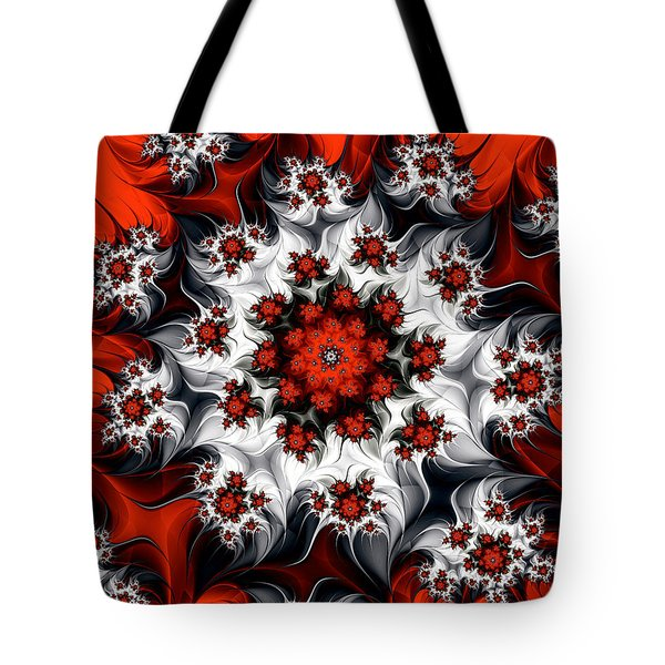 Expansion Tote Bag by Kevin Trow