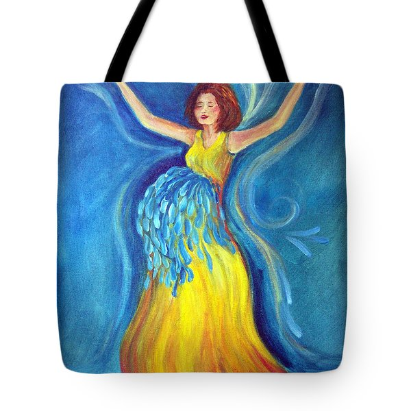 Expectancy Tote Bag