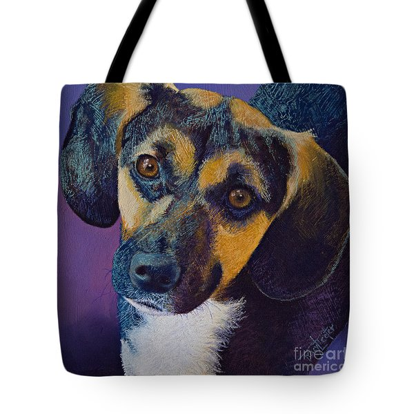 Expectations Tote Bag by Tracy L Teeter