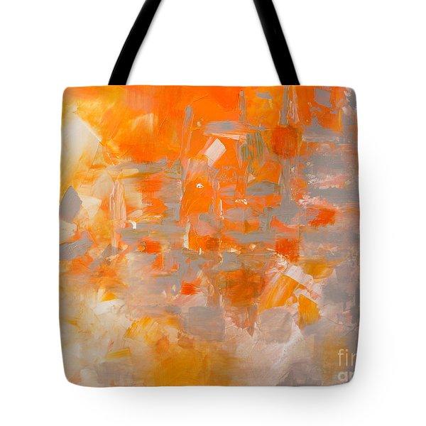 Explode Tote Bag