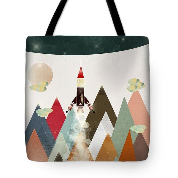 Explorer Tote Bag