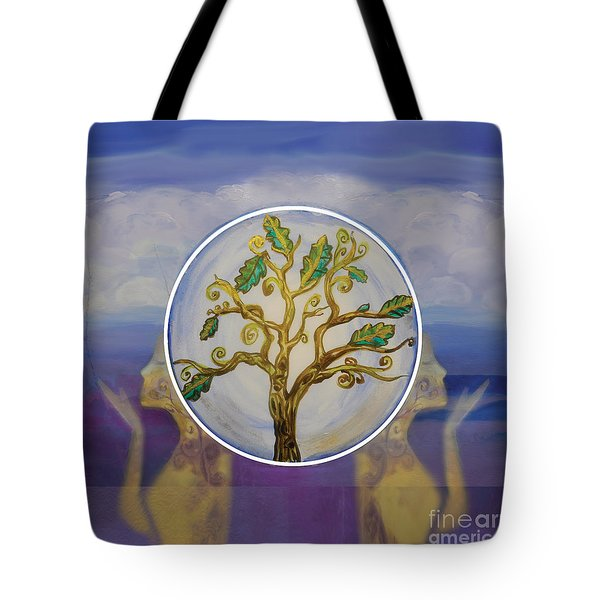 Exploring Tote Bag
