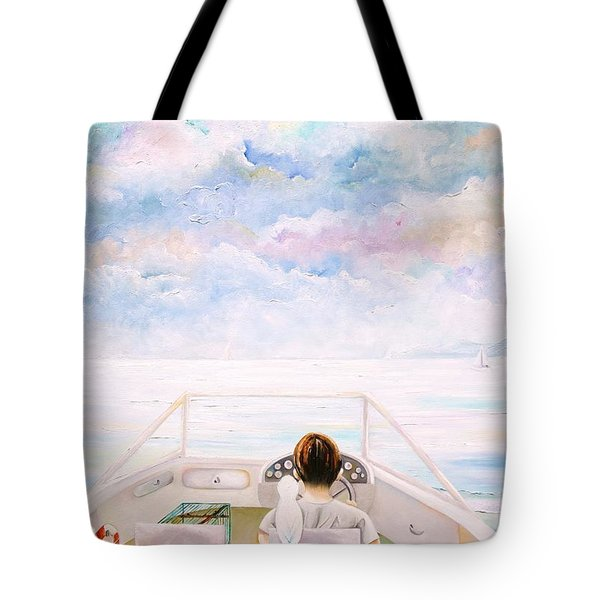 Exploring The World Tote Bag