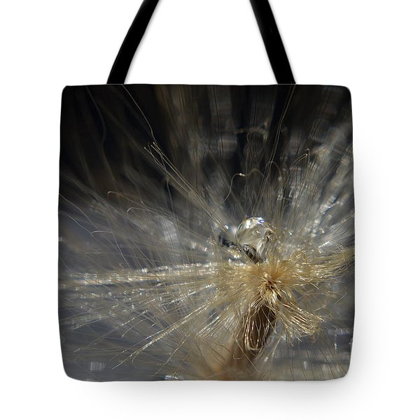 Explosion Tote Bag by Michelle Meenawong