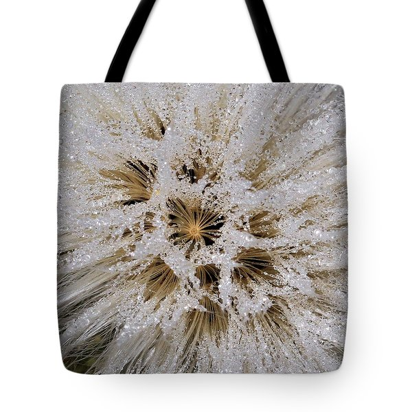 Explosion Of Jewels Tote Bag