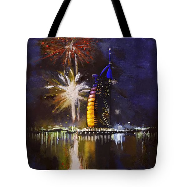 Expo Celebrations Tote Bag by Corporate Art Task Force