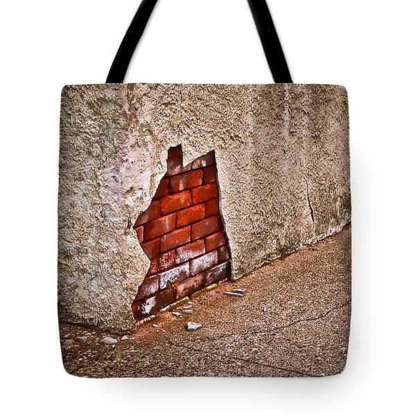 Exposed Past 2 Tote Bag by Greg Jackson